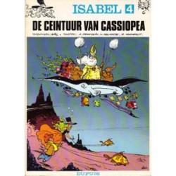 Isabel 04 De ceintuur van cassiopea 1e druk 1979