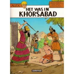 Alex 25 - Het was in Khorsabad