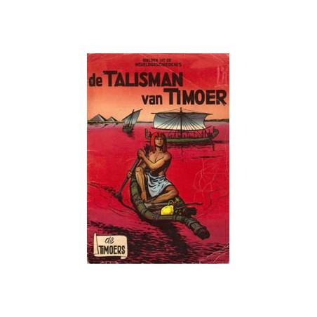 Timoers 03 De talisman van Timoer 1e druk 1956