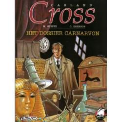 Carland Cross 02<br>Het dossier Carnarvon<br>1e druk 1992