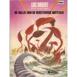Luc Orient 11<br>De vallei van de verstoorde wateren<br>1e druk
