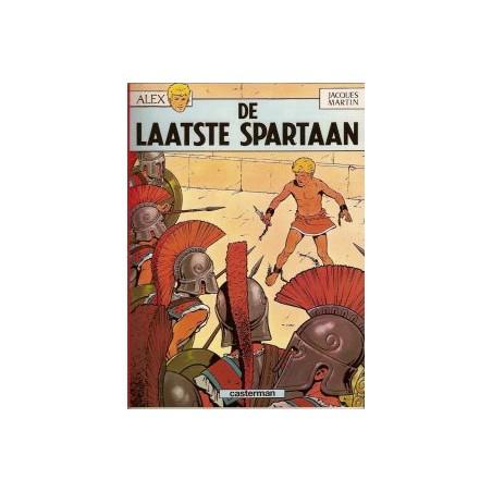 Alex  07 De laatste Spartaan