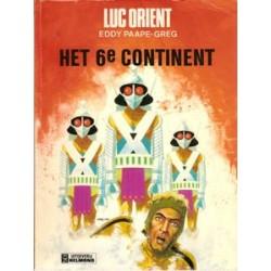 Luc Orient 10<br>Het 6e continent<br>1e druk 1976