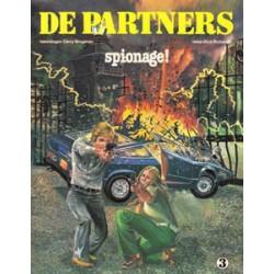 Partners<br>03 Spionage!<br>herdruk