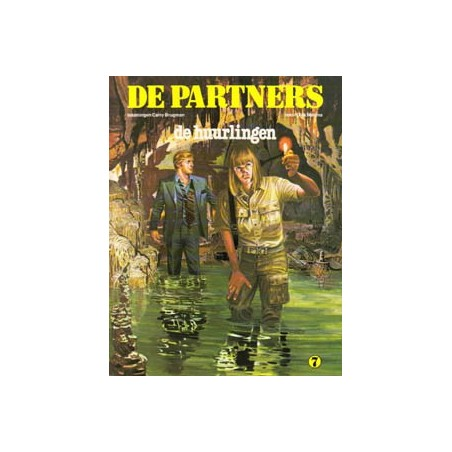 Partners 07 De huurlingen 1e druk 1984