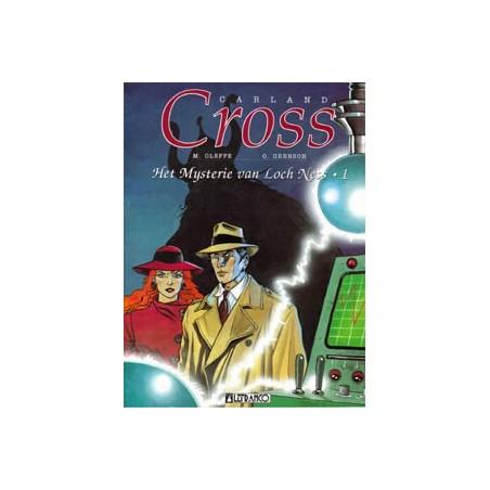 Carland Cross 04 Het mysterie van Loch Ness 1 1e druk 1994 (Collectie Avonturenstrips 20)
