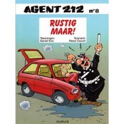 Agent 212 08<br>Rustig maar!