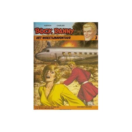 Buck Danny Bundeling 03: Het woestijnavontuur HC