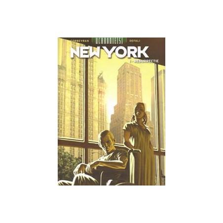 Uchronie(s) New York 01 HC Resurrectie