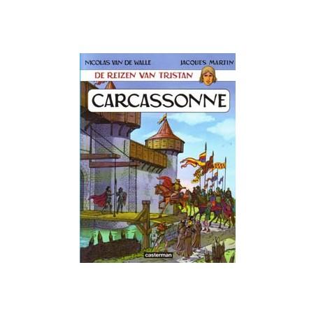 Reizen van Tristan 03 Carcasonne