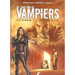 Zang van de vampiers D02 SC<br>Valstrikken