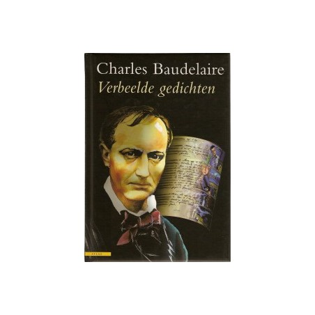 Verbeelde gedichten Baudelaire HC