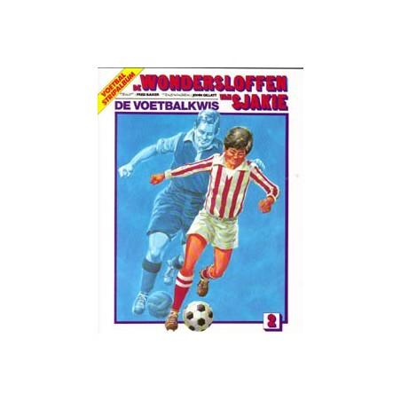 Wondersloffen van Sjakie 02 De voetbalkwis 1e druk 1980