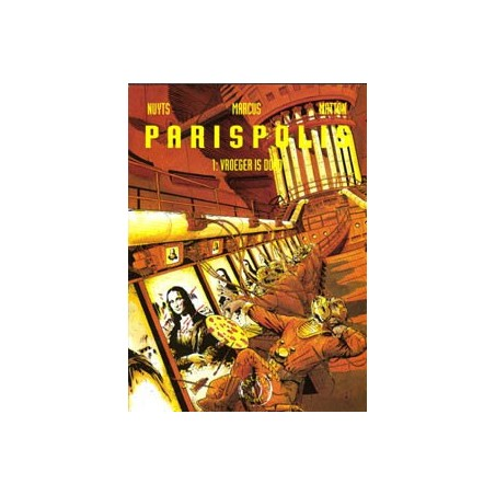 Parispolis 01 SC Vroeger is dood