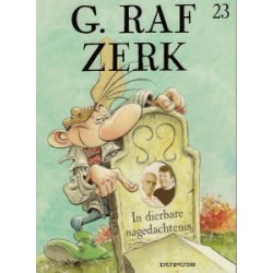 G. Raf Zerk 23 - In dierbare nagedachtenis
