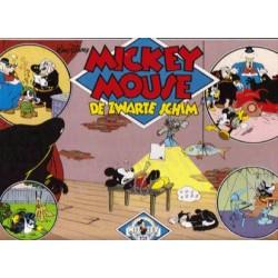 Mickey Mouse setje oblong HC<br>Deel 1 & 2<br>1e drukken 1988