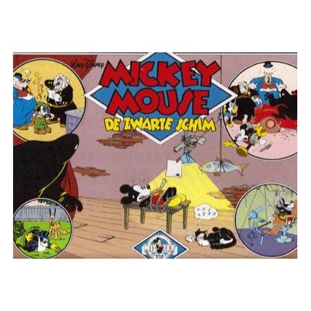 Mickey Mouse setje oblong HC Deel 1 & 2 1e drukken 1988