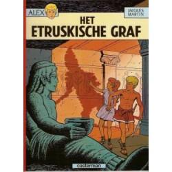 Alex 08: Het Etruskische graf
