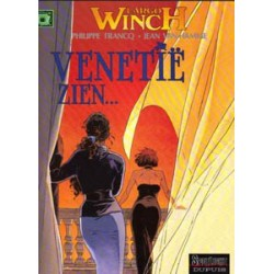 Largo Winch<br>09 SC - Venetie zien…<br>1e druk 1998