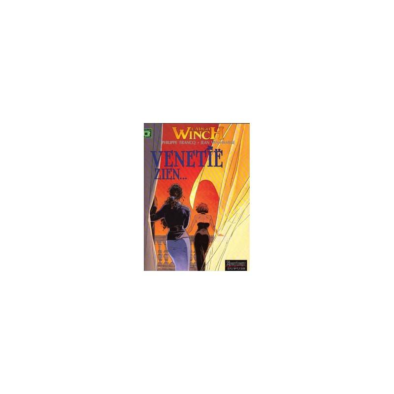 Largo Winch 09 - Venetie zien… 1e druk 1998