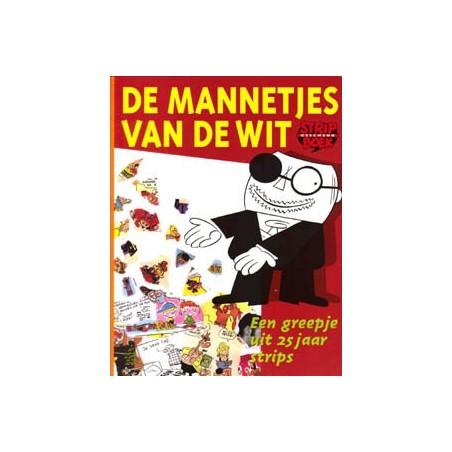 Stripgeschenkboek 2004 De mannetjes van De Wit 1e druk