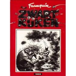 Franquin<br>Zwartkijken SC<br>1e druk 1981