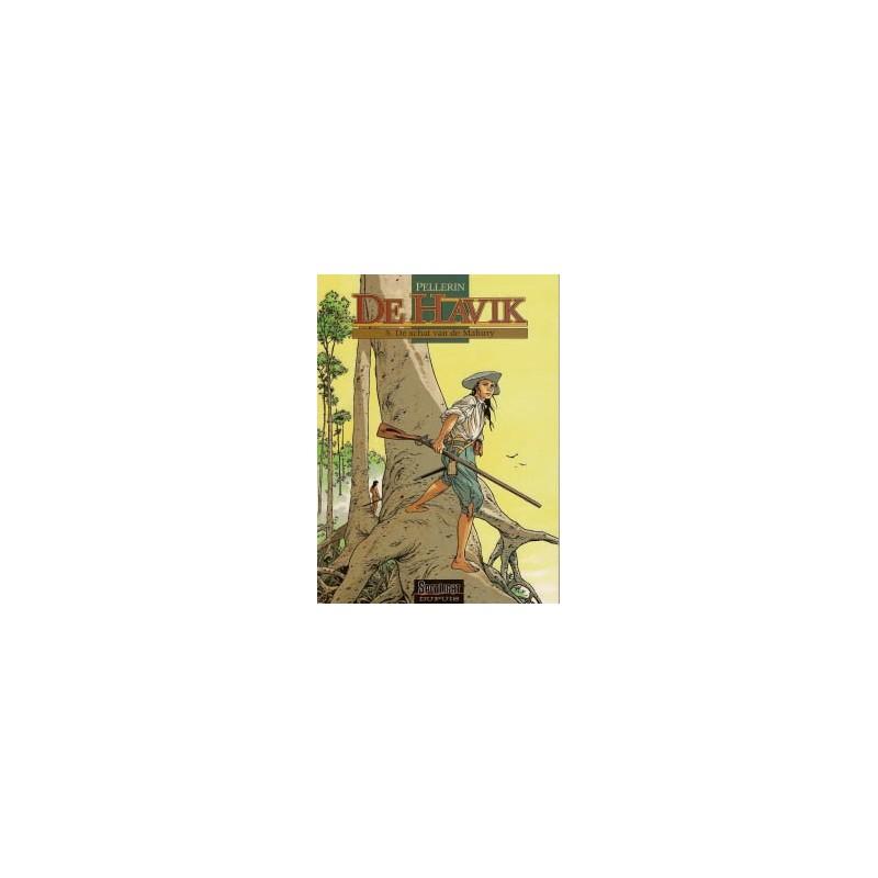 Havik 05 De schat van de Mahury herdruk