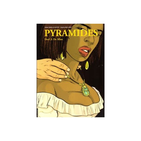 Pyramides 02 De Sfinx