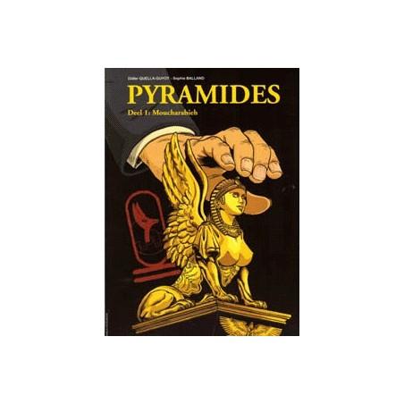 Pyramides setje Deel 1 t/m 3