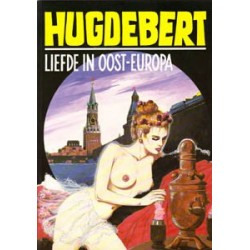 Zwarte reeks 038 Liefde in Oost-Europa 1e druk 1991