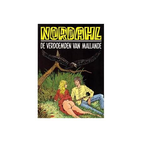 Zwarte reeks 054 De verdoemden van Mallande 1e druk 1992