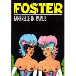 Zwarte reeks 062 Fanfrelle in Parijs