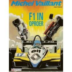 Michel Vaillant 40 F1 in oproer