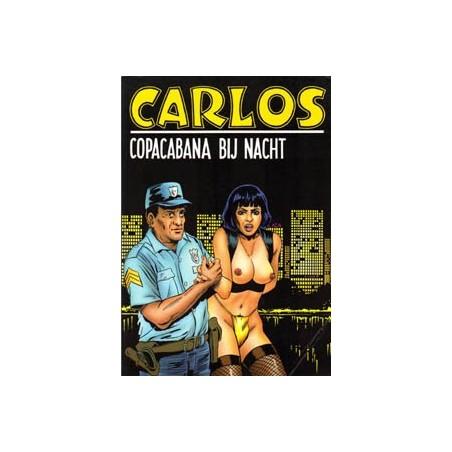 Zwarte reeks  084 Copacabana bij nacht