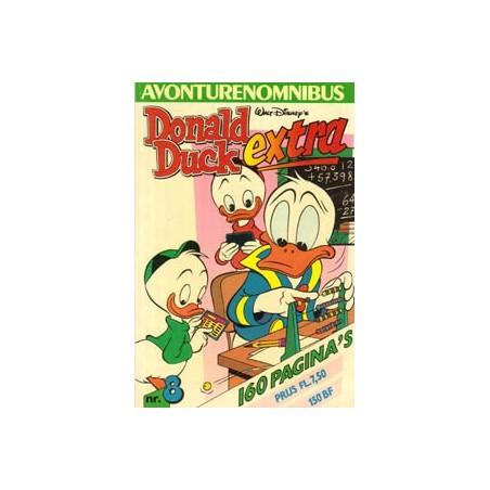 Donald Duck Extra Avonturenomnibus 08