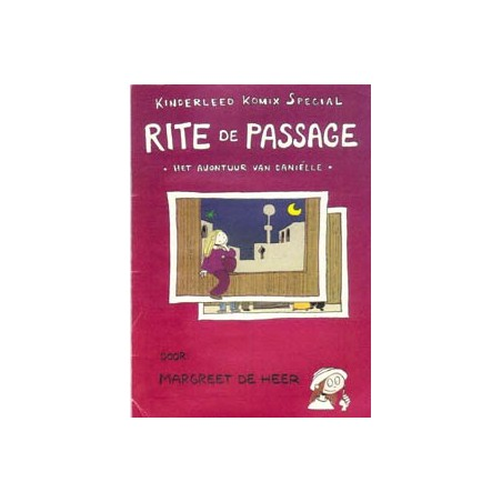 Kinderleed Komix Special Rite de Passage 1e druk 2003