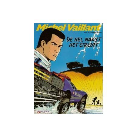 Michel Vaillant 69 De hel naast het circuit 1e druk 2006