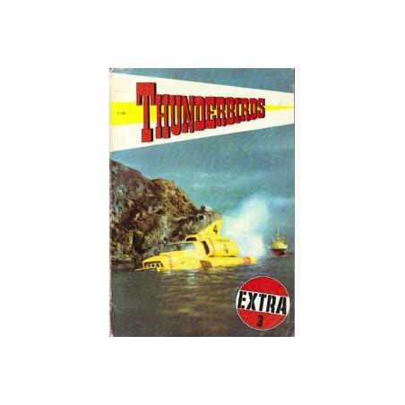 Thunderbirds Extra 03 1e druk 1967