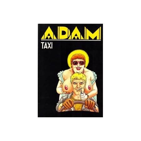 Zwarte reeks 013% Taxi 1e druk 1986