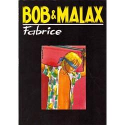 Zwarte reeks 019 Fabrice 1e druk 1987