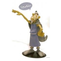 Asterix<br>Beeld LAS21 - De ziener