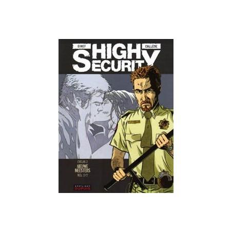 High Security 04 Nieuwe meesters (2) 1e druk 2009