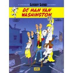 Lucky Luke 003 III  De man van Washington