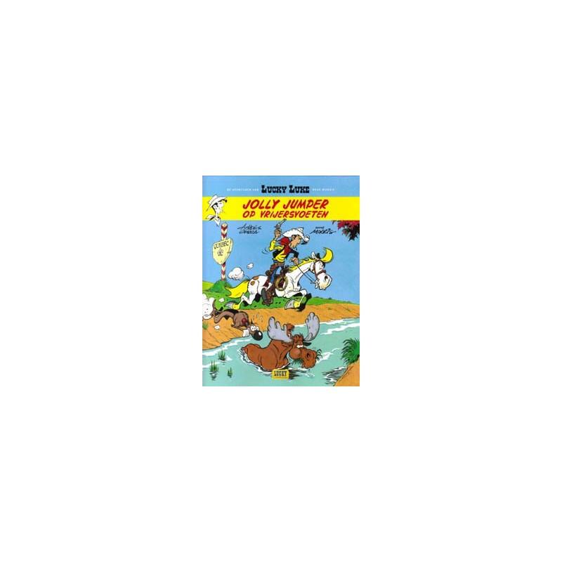 Lucky Luke    001 III Jolly Jumpers op vrijersvoeten