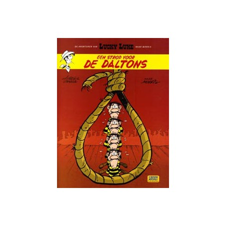 Lucky Luke    002 III Een strop voor de Daltons