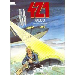 421 07<br>Falco<br>1e druk 1989
