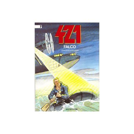 421 07 Falco 1e druk 1989