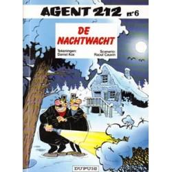 Agent 212<br>06 - De nachtwacht<br>1986