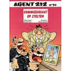 Agent 212<br>19 - Commissariaat op stelten<br>1e druk 1997