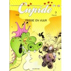 Cupido 03<br>Passie en vuur<br>1e druk 1991